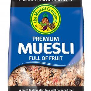MUESLI & OATS